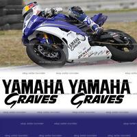 Graves Motorsports Racing Fairing Decals
