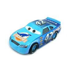 Disney Pixar Cars 3 No 123 Todd Marcus Diecast Toy Model Car 1 55