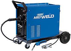 DRAPER 230/400V Gas/Gasless Turbo MIG Welder (180A) -No. 71092