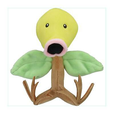 """Pokemon Go Plush Sprout Tower Bellsprout 6.5"""" Cute Stuffed Toy Game Soft Doll"""