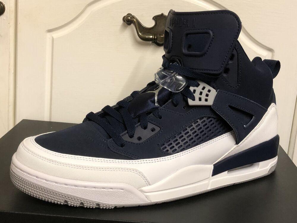 Nike AIR JORDAN SPIZIKE Baskets Homme Baskets Chaussures Taille UK 12 EUR 47,5-