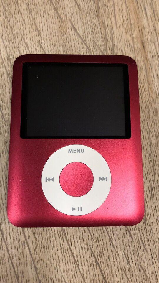 iPod, IPod Nano 3rd gen, 8 GB