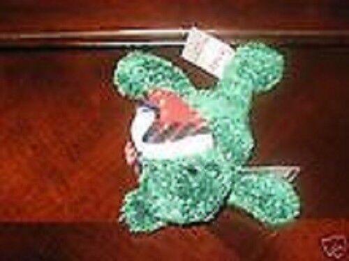 Gund Kringle Jingles Stuffed Plush Mini Frog New NWT