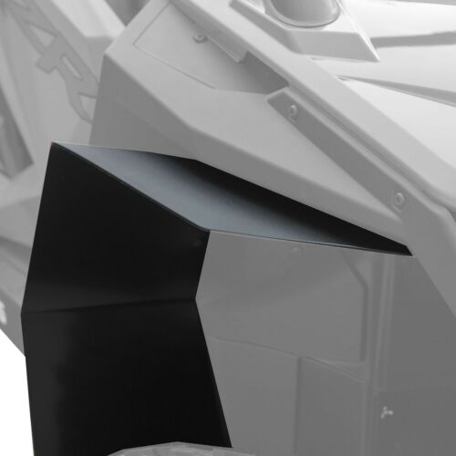 MudBusters Max Coverage Rear /& Front Fender Flares for 2020 Polaris RZR Pro XP