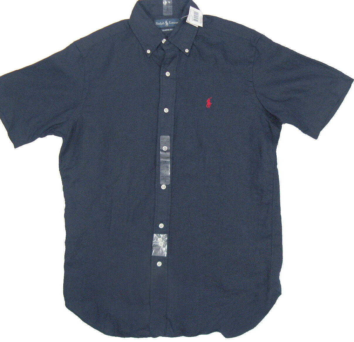 NEW Polo Ralph Lauren Linen Oxford Shirt  Small  Classic Fit  3 colors and Plaid