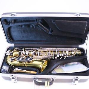 Jupiter-Model-CAS-70A-Carnegie-XL-Student-Alto-Saxophone-MINT-CONDITION