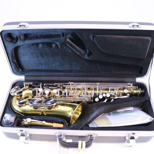 Jupiter Model CAS-70A Carnegie XL Student Alto Saxophone MINT CONDITION