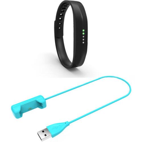 Ladegerät für Fitbit Flex 2 Aktivitätsarmband USB-Ladekabel Kabel Drah  bD