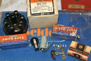 1939-1940-1946-1947-1948-PLYMOUTH-IGNITION-TUNE-UP-KIT