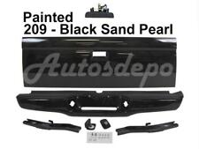 Painted 209 Black Rear Tailgate Handle Step Bumper Assy For 1995 2004 Tacoma Fits 1998 Tacoma