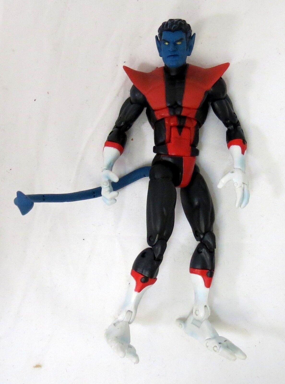 Toybiz Marvel Legends Galactus Series Nightcrawler Figure