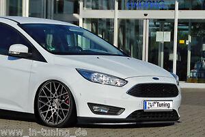 Ingo-Noak-Spoilerschwert-Frontspoilerl-Lippe-Cuplippe-ABS-fuer-Ford-Focus-3-ABE
