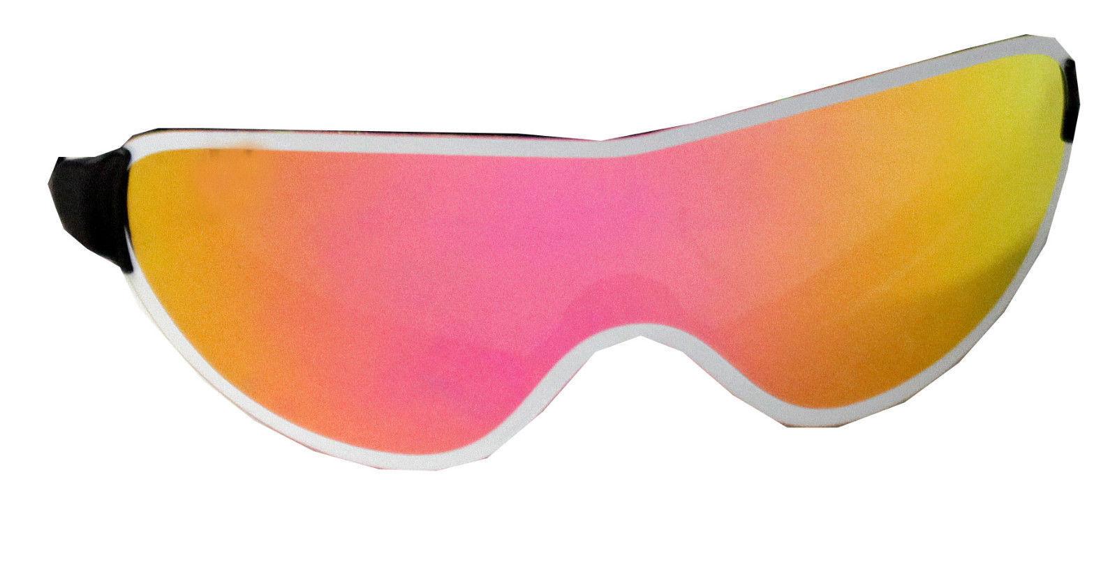 Uvex Comanche take off Ersatzscheibe Farbe Scheibe pink Skibrille Goggle Brille