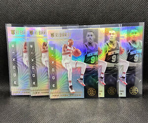 Rj Barrett Rookie Base Lot of 5 2019-20 Panini Illusions NBA #171 NY Knicks