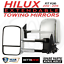 BettaView-Caravan-Towing-Extendable-Mirror-TOYOTA-HILUX-2012-2015-Chrome-Pair thumbnail 1
