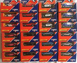 Nuevo-1990-EE-UU-Corgi-Juniors-Raro-Modelo-Diecast-soporte-de-carreras-Coche-en-Caja-sin-abrir