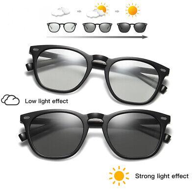 Aoron Photochromatic Polarisiert Sonnenbrillen Uv400 Fahren Fischerei Brillen Offensichtlicher Effekt