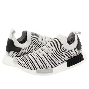 4d11e8b1613ae NEW CQ2387 MEN S ADIDAS NMD R1 STLT PK SHOES !! (SESAME  SESAME OF ...