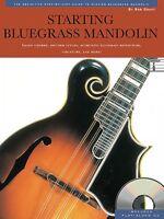 Starting Bluegrass Mandolin Sheet Music The Definitive Step-by-step 014031347