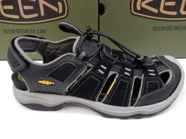 c2fa8b200845 KEEN Mens Rialto II H2 Black Gargoyle Size 9.5 for sale online