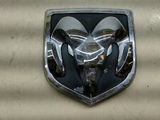 2011-2018 Dodge Ram 1500 2500 3500 Tailgate Ram Head Emblem new OEM 68082011AB