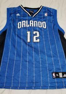 newest c917c c64dd Details about Adidas Orlando Magic Howard jersey youth XL