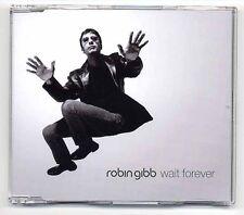 Robin Gibb Maxi-CD Wait Forever - German 2-track incl. Shanghai Surprise REMIX