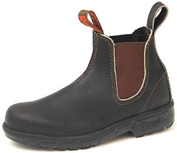 Rossi Stiefel Style 303 303 Style Endura Braun 9a2748