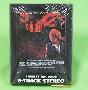 Robbie-Patton-Distant-Shores-8-Track-Stereo-Tape-Cartridge-1980-New-NOS-Sealed
