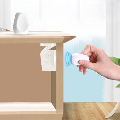 Child Safety Magnet Invisible Locks, Best Kitchen Cabinet Baby Locks