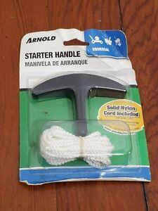 Arnold-Recoil-Pull-Start-Handle-Nylon-Cord-88-034-Lawnmower-Tiller-Snow-Blower