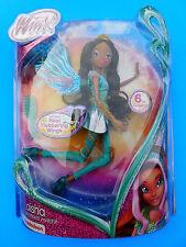 Winx Doll Bloomix Power Aisha Mattel NEW! Rare