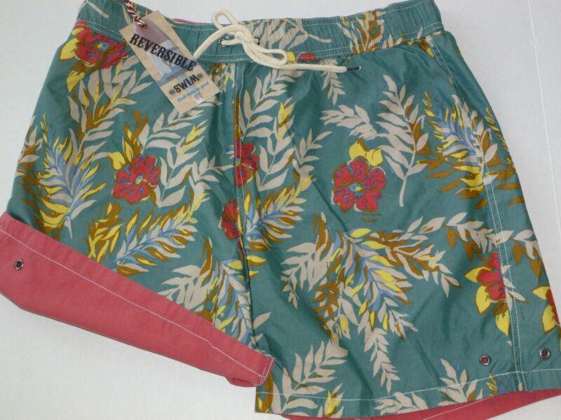 Aruba Blue Bjorn Borg Mini Flamingos Print Mens Boxer Trunk