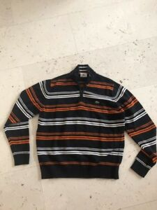 Das Bild wird geladen Lacoste-Herren-Pullover-Designer-Sweatshirt-Pulli- Oberteil-Mode- acb70f5b34