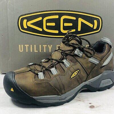 KEEN Utility Men's Detroit Low ESD