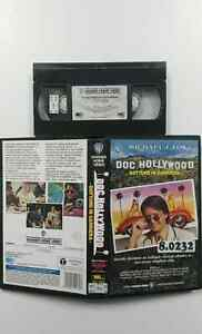 Doc-Hollywood-Dottore-In-Carriera-VHS-WB-Usato-Ex-Noleggio