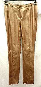 Lederhose-Gr-40-AMY-VERMONT-Wenz-Jeans-NP100-Kunstleder-Hose