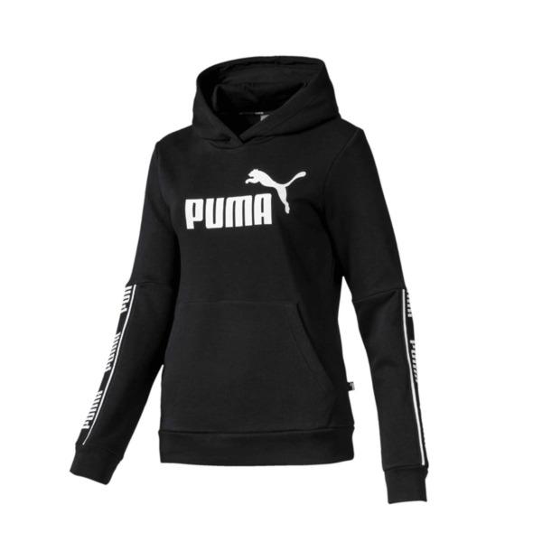 PUMA Damen Kapuzen-Pullover Amplified Hoody TR NEU!