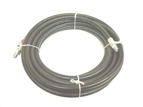 "GATES PC1 3//8/"" X 30/' 3,000 psi Pressure Washer Hose with M-NPT Solid and Swivel"