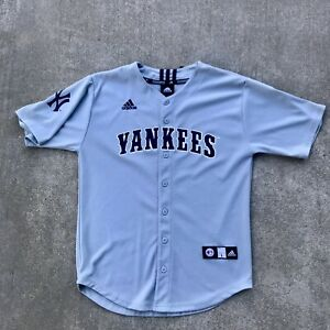 the best attitude 9d3f2 4d7ce Details about New York Yankees -MLB- adidas Vintage Retro Jersey - YOUTH  size LARGE (14/16)