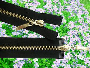 schwarz rei verschluss metall gold zahn offen geendet 2. Black Bedroom Furniture Sets. Home Design Ideas