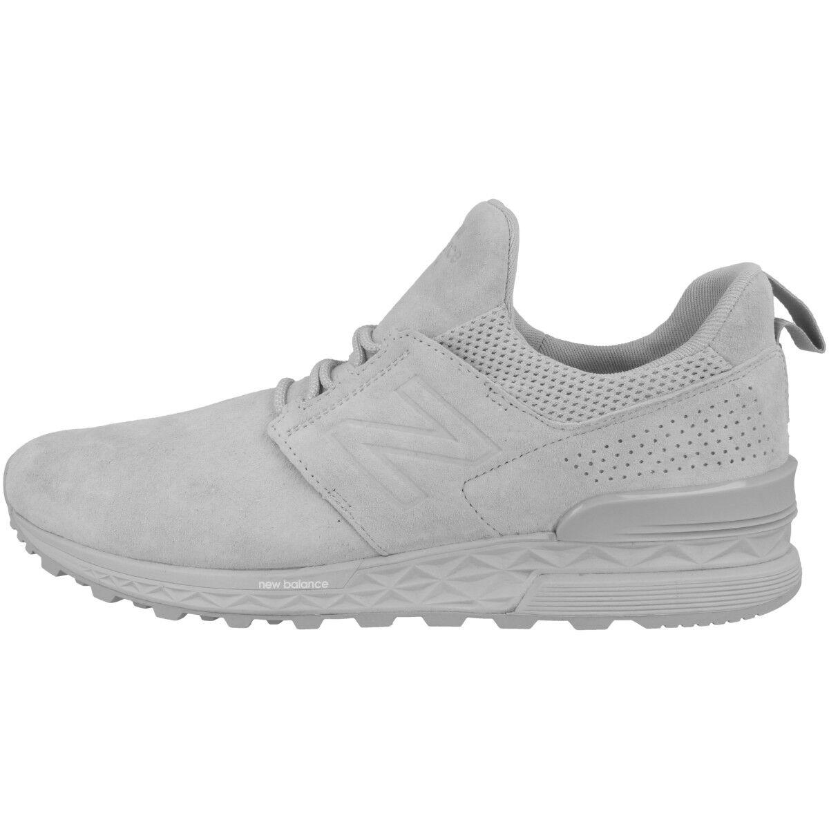 New Balance Ms 574 Db Sport shoes da Ginnastica per il Tempo Libero Overcast
