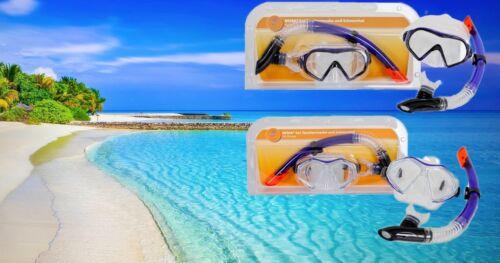 Tauchermaske Schnorchel Taucherbrille Tauchen Schnorcheln Taucher-Set Strand