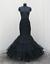 Lycra Tulle White Mermaid Trumpet Style Wedding Gown Petticoat Crinoline Slip *