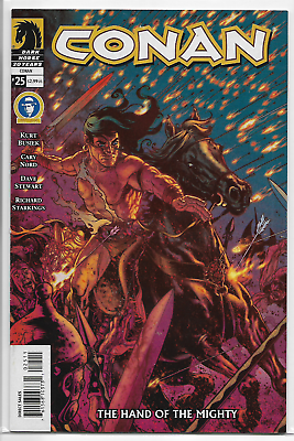 CONAN #32 NEAR MINT 2004 DARK HORSE COMICS