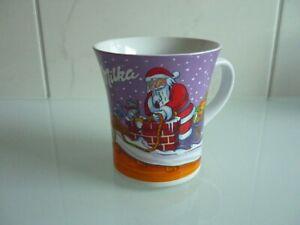 MILKA-Weihnachten-Weihnachtsbecher-Kaffeebecher-Becher-Tasse-Bunt-Edition-No-6