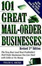 101 Great Mail-Order Businesses, Revised 2nd Edition: The Very Best (a-ExLibrary