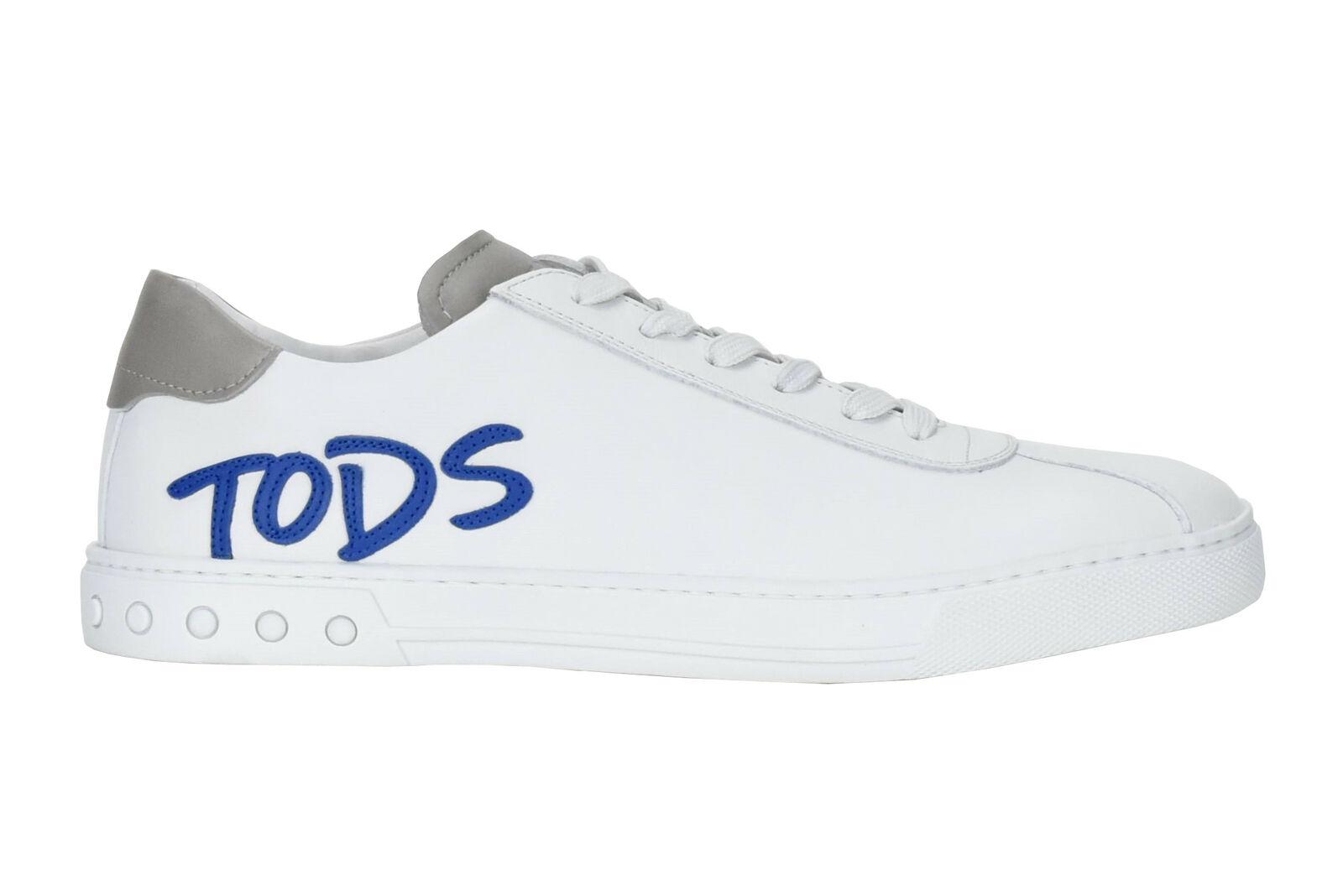 TOD'S Zapatillas Hombres Men's zapatos S8.TD06