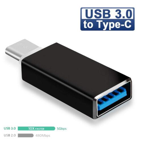 USB-C OTG Adapter USB Type C to USB 3.0 Converter for Sony Xperia XZ2 XZ1 XA2 L2
