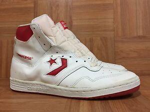 7a489a8702ed Vintage 🔥 Converse All Star Jugador Baloncesto Zapatos 12 década de ...